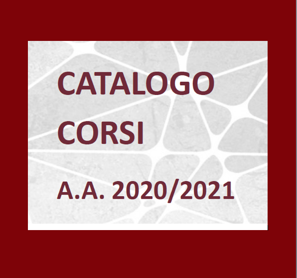 Courses catalogue FVT 2020-21